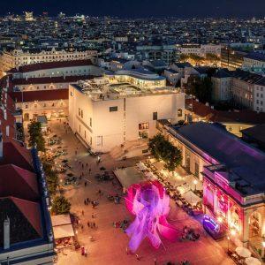 Lange Nacht der Museen im MQ! 🦋 Alle Nachtfalter heute Abend aufgepasst: Am Samstag 02.10. öffnen wieder...