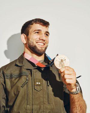 Shamil Borchasvili hat bei den Olympischen Spielen diesen Sommer für Österreich die Bronze-Medaille in Judo geholt. Der...