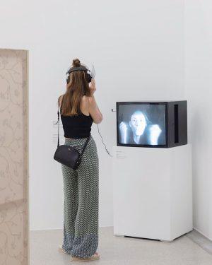 Tomorrow at mumok: Naoko Kaltschmidt, curator of the exhibition