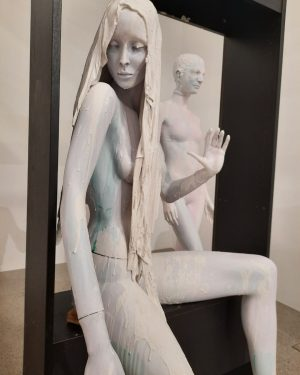 I might have a thing for bizzare sculptures mumok - Museum moderner Kunst ...