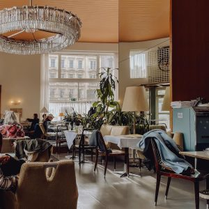 der eine ort, wo ich mich auf die pension freue. 😌 Café Prückel